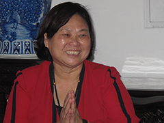 胡锦  玉石珠宝文化传播委员会常务副主任